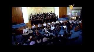 The Royal Singers & Norela Costea - Tatal nostru cel din ceruri - Concert Zambete pe portativ