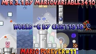 getlinkyoutube.com-World -6 by crist1919(MFR 3.1) - Mario Forever#11