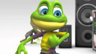 getlinkyoutube.com-The Ding Dong Song - The Crazy Frogs - Nouvelle vidéo - Full HD
