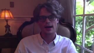 getlinkyoutube.com-Ask a Grown Man  Matthew Gray Gubler on Vimeo