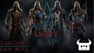 getlinkyoutube.com-ASSASSINS CREED UNITY RAP | ZARCORT Y DAN BULL