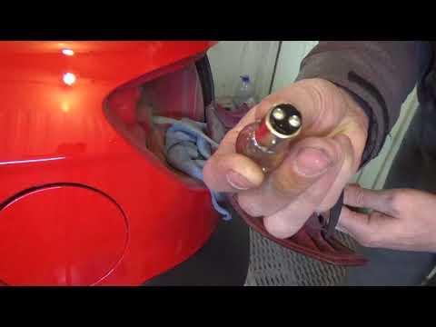 Расположение передних тормозных колодок в Брилианс V5