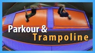 Trampoline Tricks & Fails :D | JonahPschl
