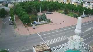 getlinkyoutube.com-Ukraine Military Attack on Luhansk 02.06.2014 - Part II / #Ukrainian Civil War