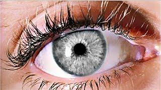 getlinkyoutube.com-Alterar a cor dos olhos para cinza  - Olhos acinzentados - Biokinesis