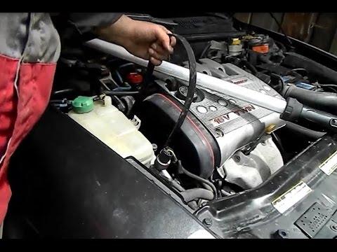 Заменить Alfa Romeo 156 16V ремень. (РОССИЯ)