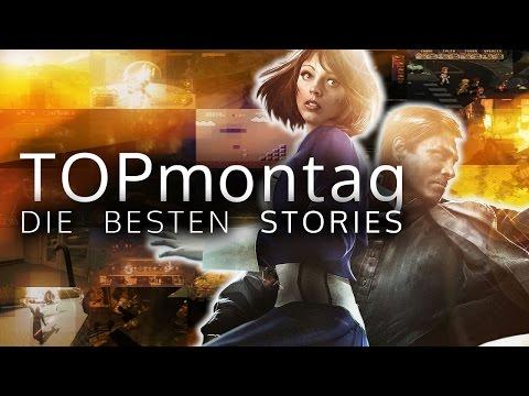 Die besten Stories - GIGA TOPmontag - Teil 2 - GIGA.DE