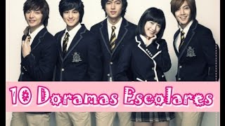 getlinkyoutube.com-10 Doramas Escolares