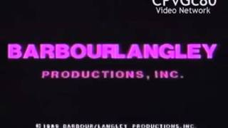 Barbour/Langley Productions/20th Television (1989)