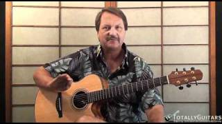 Mrs. Robinson Acoustic Guitar Lesson Preview -  Paul Simon & Art Garfunkel