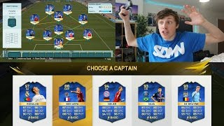 getlinkyoutube.com-NEW TOTS FUT DRAFT GAMEMODE!! - FIFA 16