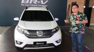 getlinkyoutube.com-Honda BR-V in Malaysia - quick walk-around video