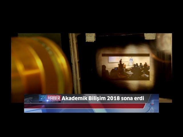 Akademik Bilişim 2018 sona erdi