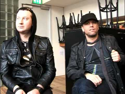 Pendulum 2008 interview - Gareth McGrillen and Perry ap Gwynedd (part 4)