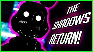 FNAF 🌟IS THIS WHERE SHADOW BONNIE DIED?!🌟 Five Nights at Freddy's: Overnight 2 Reboot (Free Roam)