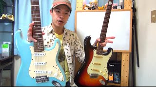 getlinkyoutube.com-ギターレッスン【1万円のギターと30万円のギター】