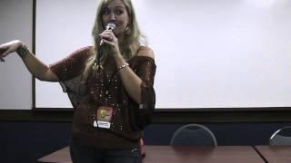 getlinkyoutube.com-Stephanie Young Q&A at Florida Super Con 2012