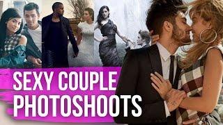 getlinkyoutube.com-Sexiest Celebrity Couples Photoshoots (Dirty Laundry)