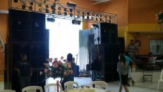 getlinkyoutube.com-Probando equipo sonido fiesta latina