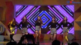 getlinkyoutube.com-2014 SAF 'EXID' - I Feel Good