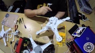 getlinkyoutube.com-DJI Phantom 3 Pro Shell Replacement Part 1