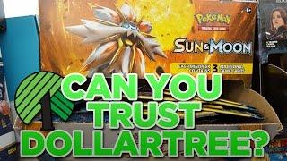 getlinkyoutube.com-CAN YOU TRUST DOLLAR TREE PACKS OF SUN & MOON POKEMON CARDS!?!?