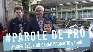 André TOUZEAU : Une vie de carrossier auto