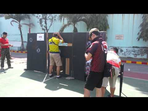 ADIS STAGE 2 Shooting Tournament AA-IPSC HUT Brimob ke 68