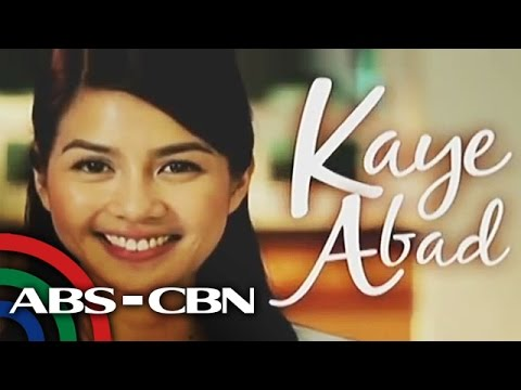 A titular role for Kaye Abad