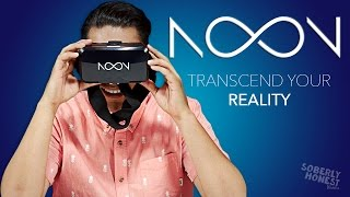 NOON VR: Virtual Reality For The Poor Man?