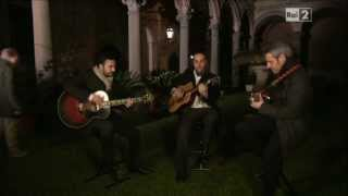 BARTENDER LIVE RAI 2 PASSERA' (Sereno Variabile) 23/02/13