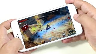 getlinkyoutube.com-Top 10 FREE HD iOS Games 2015