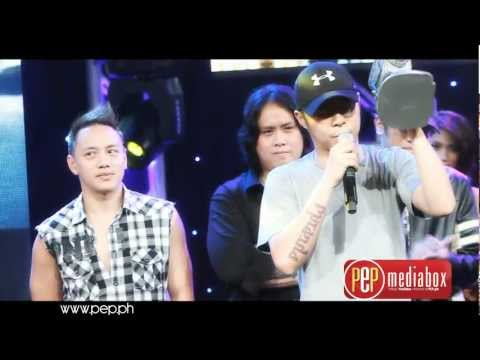 Parokya ni Edgar wins big at MYX Music Awards 2012; Chito's speech excerpt