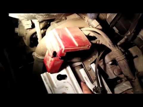 Замена масла в вариаторе Peugeot 4007