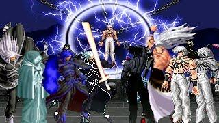 MUGEN KOF Igniz Team Vs. Orochi Team
