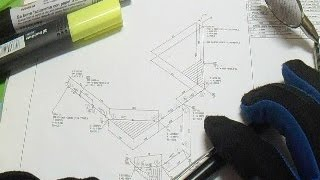 getlinkyoutube.com-Piping- Isometric Drawing,North,Orientation,Elevation,Shadow-Wire Bending