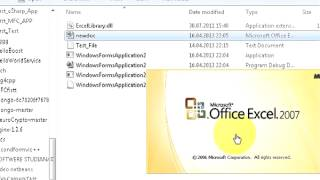 getlinkyoutube.com-C# Tutorial 28: Create Excel (.XLS and .XLSX) file from C#  Using excellibrary