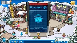 getlinkyoutube.com-Club Penguin: How to get an Elite Puffle