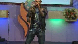 Sam Jamz @ ghetto gospel