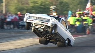 getlinkyoutube.com-10 BRUTAL Drag Racing WHEELSTANDS