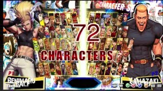 getlinkyoutube.com-Capcom vs SNK 3 (Mugen HD)full game + DOWNLOAD LINKS