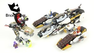getlinkyoutube.com-Lego Ninjago 70595 Ultra Stealth Raider - Lego Speed build