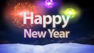 getlinkyoutube.com-New Year Greeting 2017 animated video