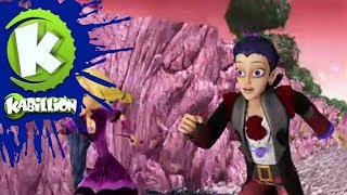 getlinkyoutube.com-Sabrina: Secrets of a Teenage Witch - S1 Ep 9 - Chariots of Fear