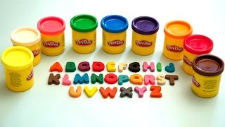 getlinkyoutube.com-Play Doh ABC Song | Learn Alphabets | Alphabets Kids Rhymes | abc video
