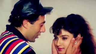 Is tarah aashiqi ka [ Imtihaan 1995 ]  Sunny Deol & Raveena Tandon & Saif Ali Khan
