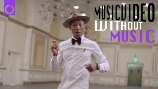 getlinkyoutube.com-#WITHOUTMUSIC / Happy - Pharrell Williams