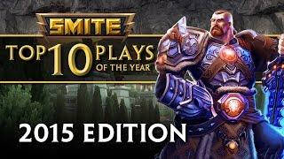 getlinkyoutube.com-SMITE - Top 10 Plays of 2015