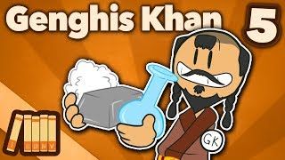 Genghis Khan - Beginnings of the Great Mongol Nation - Extra History - #5