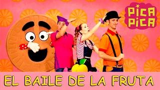 getlinkyoutube.com-Pica-Pica - El baile de la fruta (Videoclip Oficial)